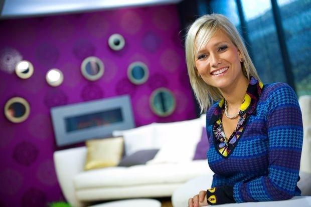 Cynthia Reekmans - TV gezicht